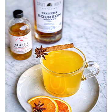 Winter Citrus Hot Toddy