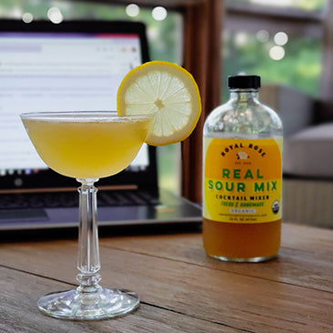 WFH Lemondrop Martini