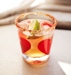 The Chili Devil Margarita