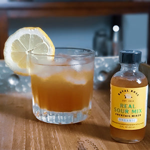 Simple Whiskey Sour