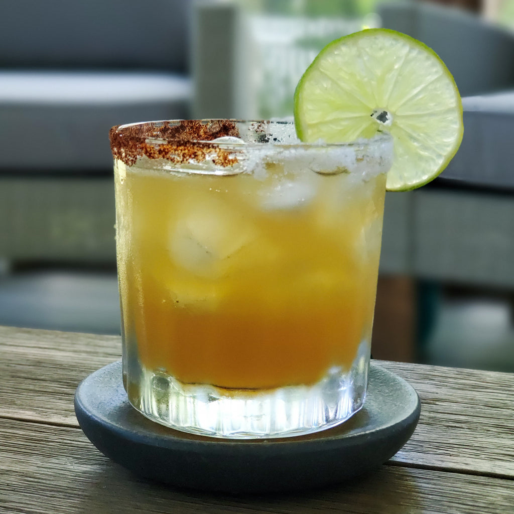 Spicy Orange Margarita