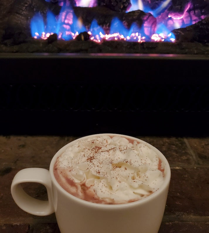 Three Chile Hot Chocolate