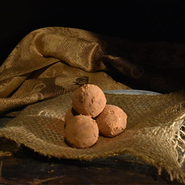 Three Chili Truffles