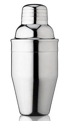 Cocktail Shaker 18 oz Stainless Steel