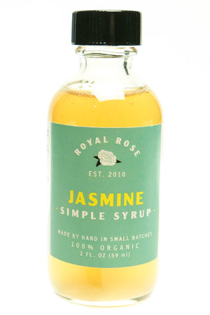 Jasmine Organic Simple Syrup