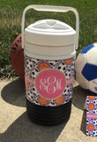 Multi-Sport:  Basketball & Soccer Igloo Cooler