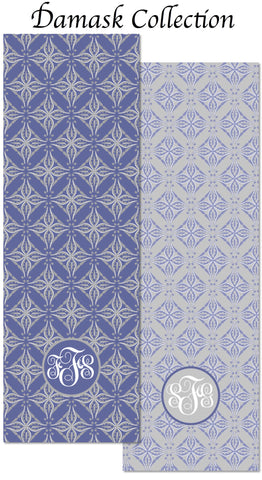 Yoga Mats:  Damask Collection