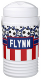 Soccer Monogram Igloo Cooler