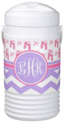 Ballet Monogram Igloo Coolers