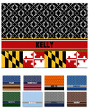 Lacrosse Fleece Blankets