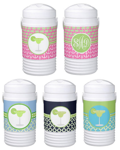 Margarita Personalized Cooler