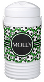 Soccer Monogram Igloo Coolers