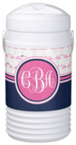 Flamingo Monogram Igloo Coolers