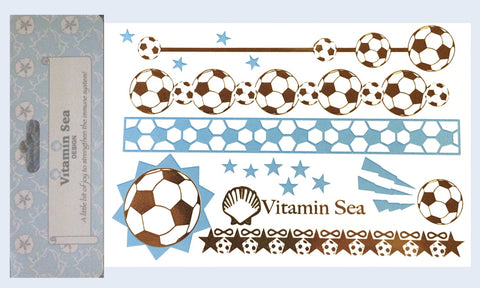 Soccer Temporary Tattoos!