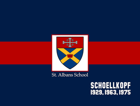 St. Albans School Blankets