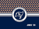 Saint Edward's School Fleece Blankets