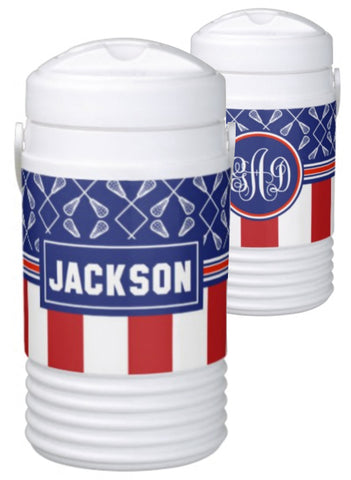 Lacrosse Monogram Igloo Coolers