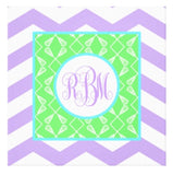 Lacrosse Monogram Canvas Prints