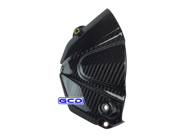 (06-15) Yamaha YZF-R6 Carbon Fiber Sprocket Cover