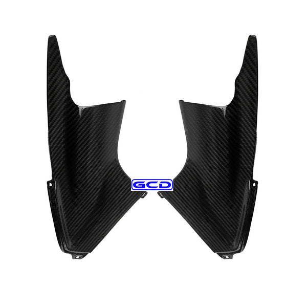 Yamaha [R6 (03-05)][R6S (06-09)] Carbon Fiber Dash Covers