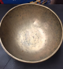 "10.5""  Soul Journey Singing Bowl"