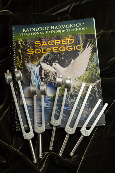 BORED Sacred Solfeggio - Essential Earth Star Kit