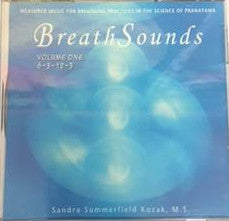 Breath Sounds Volume 1 CD - Sandra Summerfield Kozak, M.S