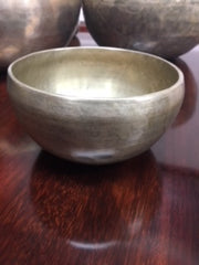 "9.5"" Mouth of God Singing Bowl"