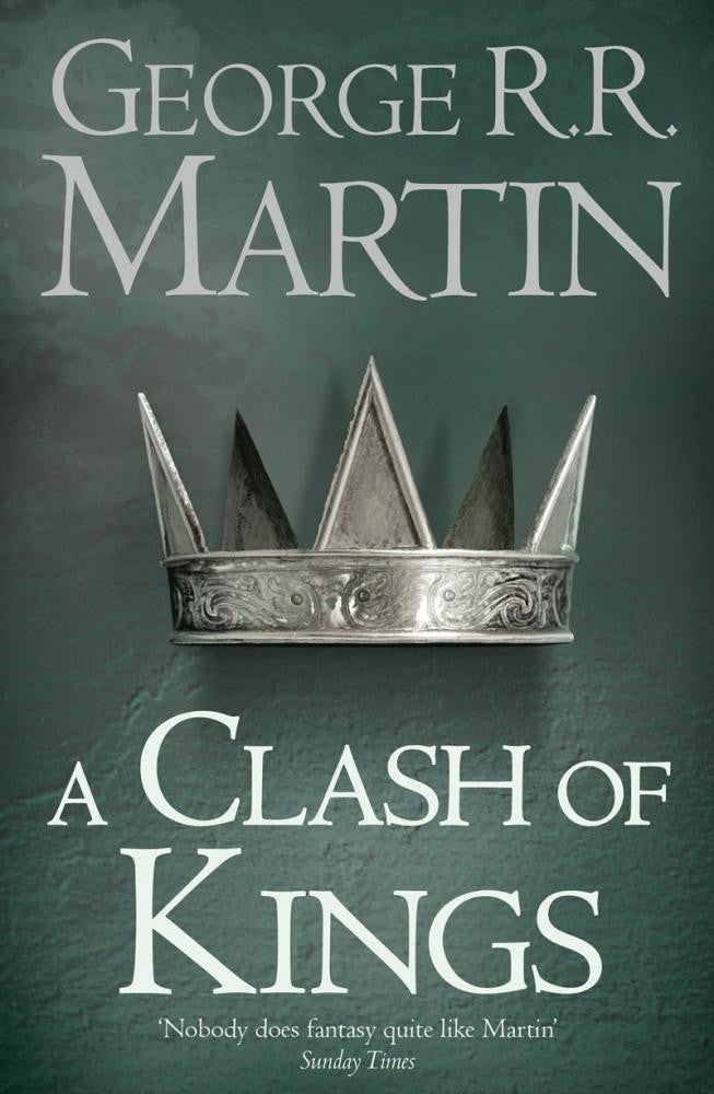 A Clash of Kings, A Song of Ice and Fire Book 2