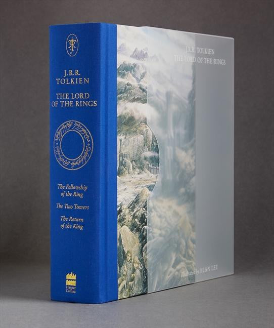 The Lord of the Rings (Illustrated Slipcased Edition)