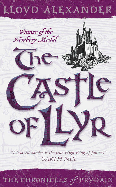 The Castle of Lyr (The Chronicles of Prydain, Book 3)