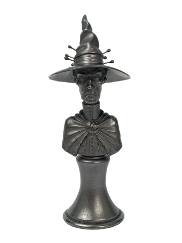 Discworld Esme Weatherwax Bust METALIZED (1)