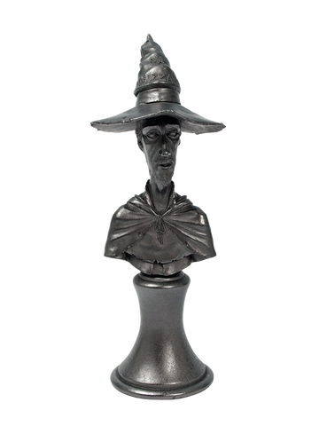 Discworld Rincewind Bust METALIZED (1)