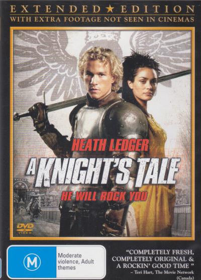 A Knight's Tale (Extended Edition) (DVD)