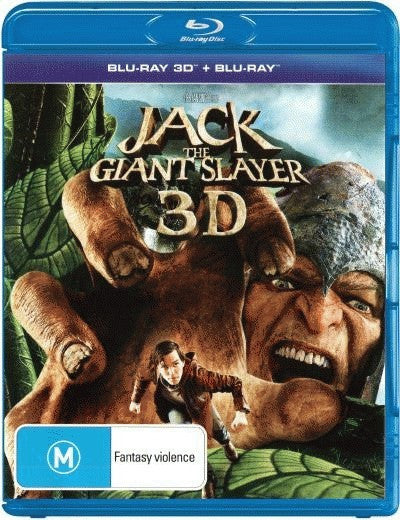 Jack the Giant Slayer (3D Blu-ray + Blu-ray)