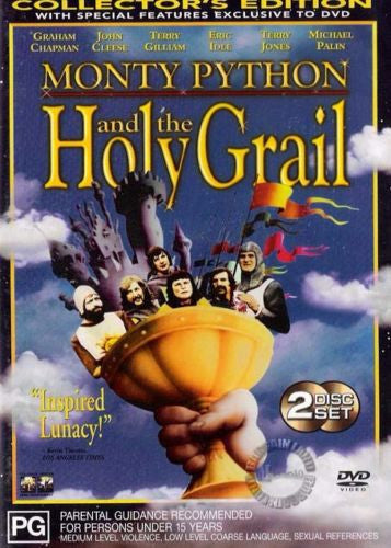 Monty Python and the Holy Grail (Collector's Edition) (DVD)