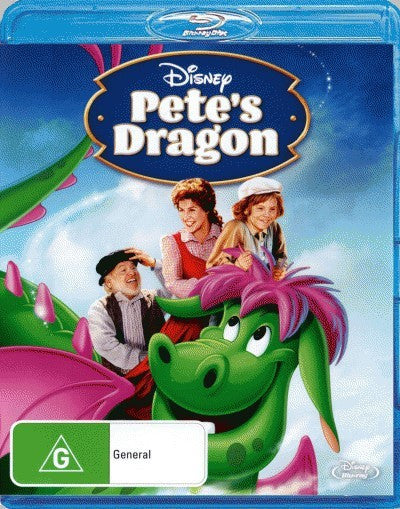 Pete's Dragon (Blu-Ray)