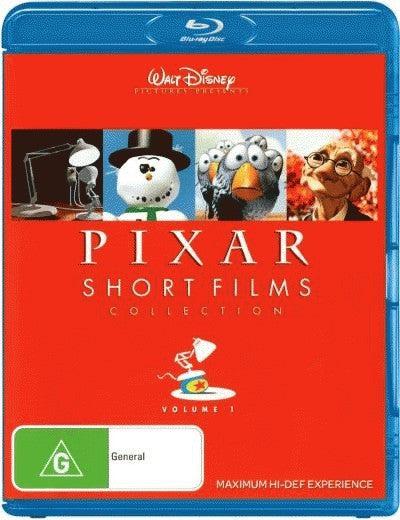 Pixar Short Films Collection - Volume 1 (Blu-Ray)