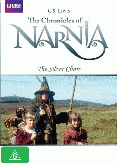 The Chronicles of Narnia: The Silver Chair (1990 BBC) (DVD)