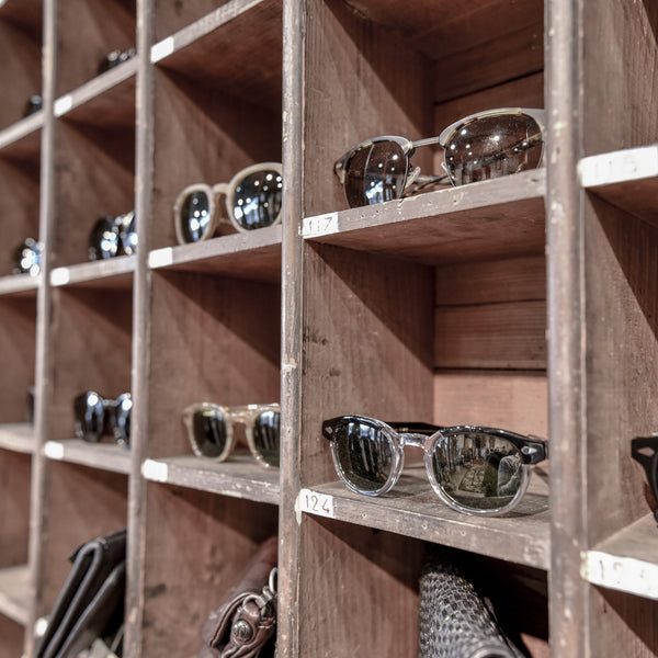 100 Years of Moscot Sunglasses
