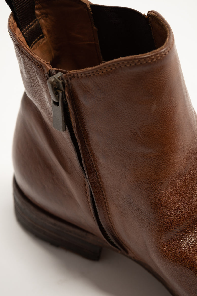 Officine Creative - Leather Button Boot 106