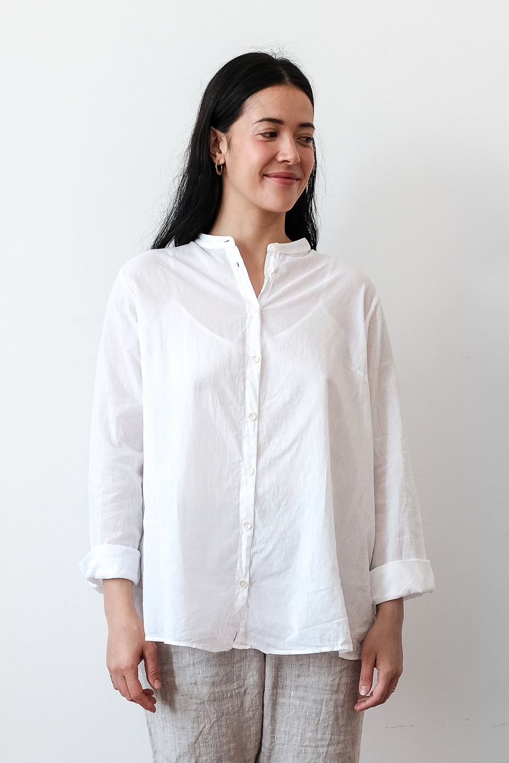 Metta - Ida Shirt - Cotton Voile