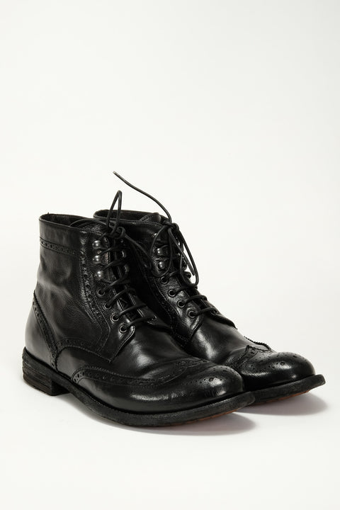 Officine Creative - Lace Up Boots