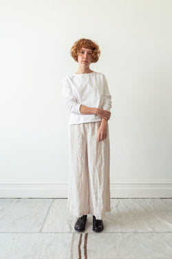 Metta - Lilly Top - Crunchy Paper Cotton
