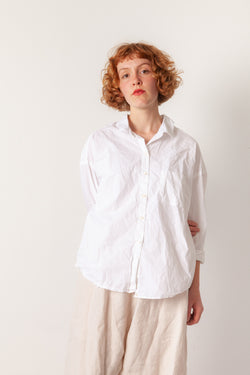 Metta - Edie Wrap Shirt - Cotton