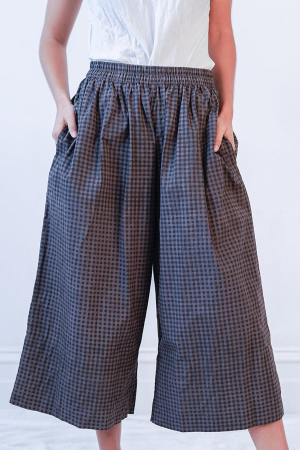 AO Dress - No.33 Print Check Pants
