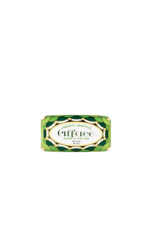 Claus Porto - Alface-Almond Oil Soap 50g