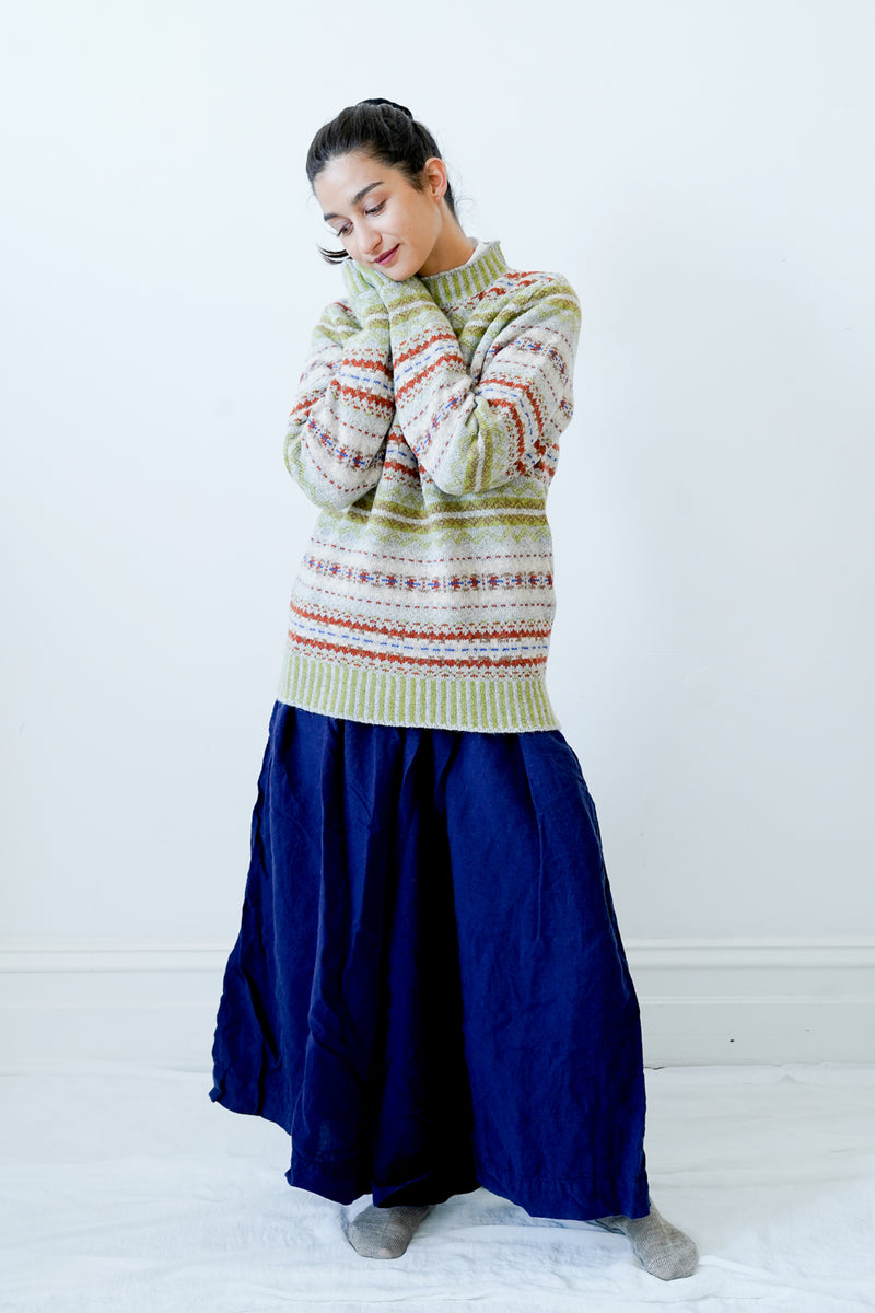 Eribe - Herriot Fairisle Sweater