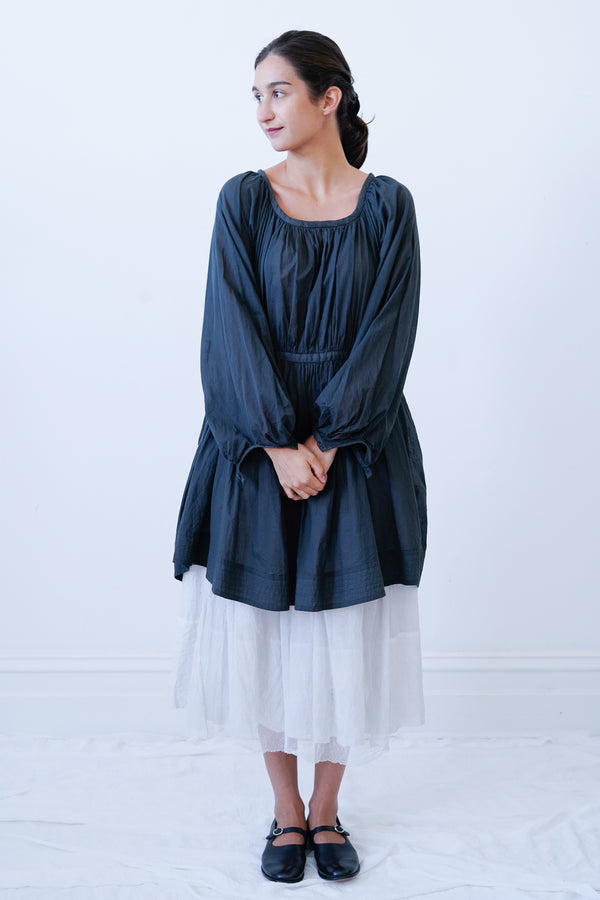Gasa - Gathered Tunic blouse