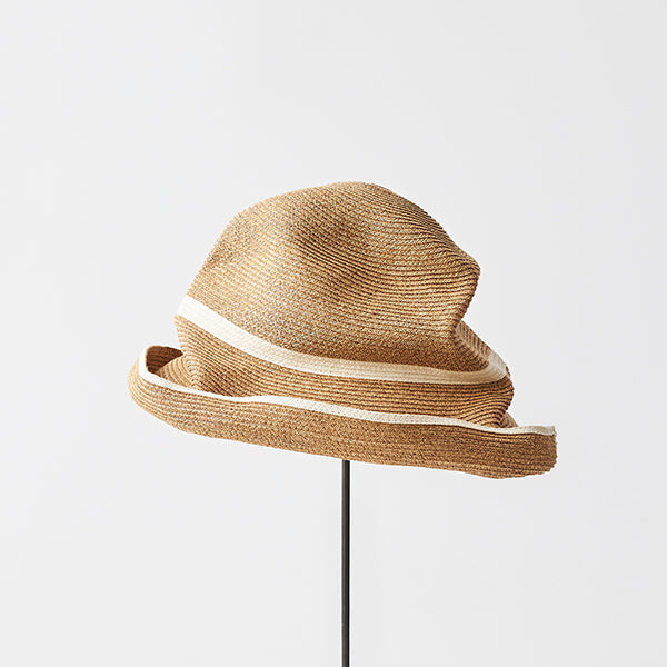 Mature Ha - Boxed Hat 11cm brim
